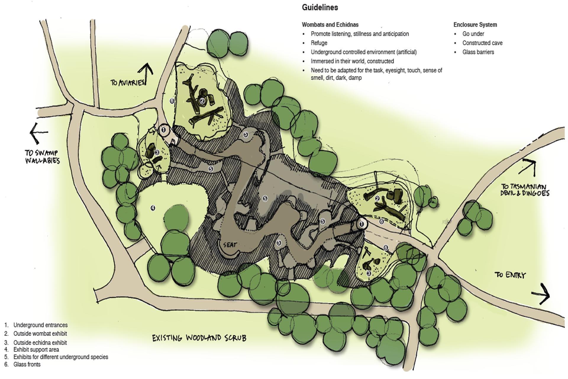 Cleland Wildlife Park Master Plan PhillipsPilkington